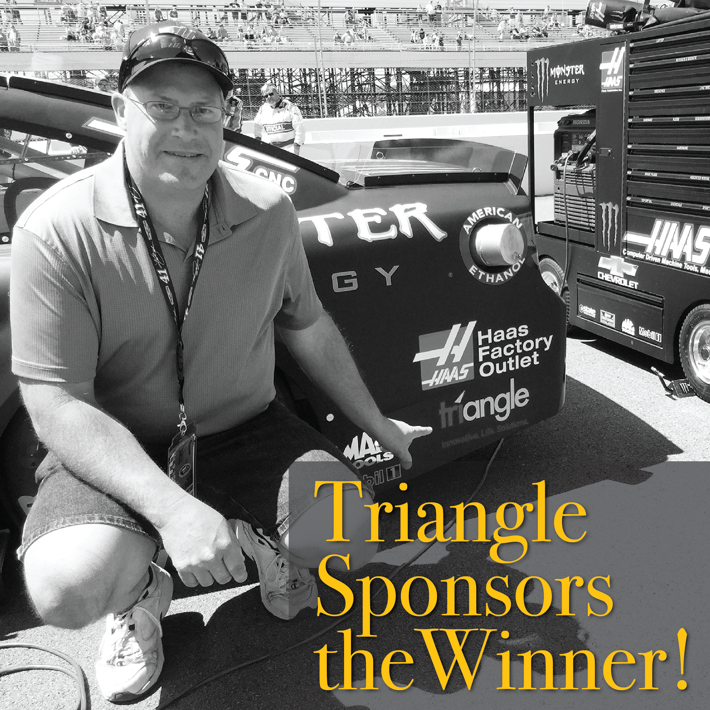 #41 Wins NASCAR Axalta 400 at Pocono Raceway