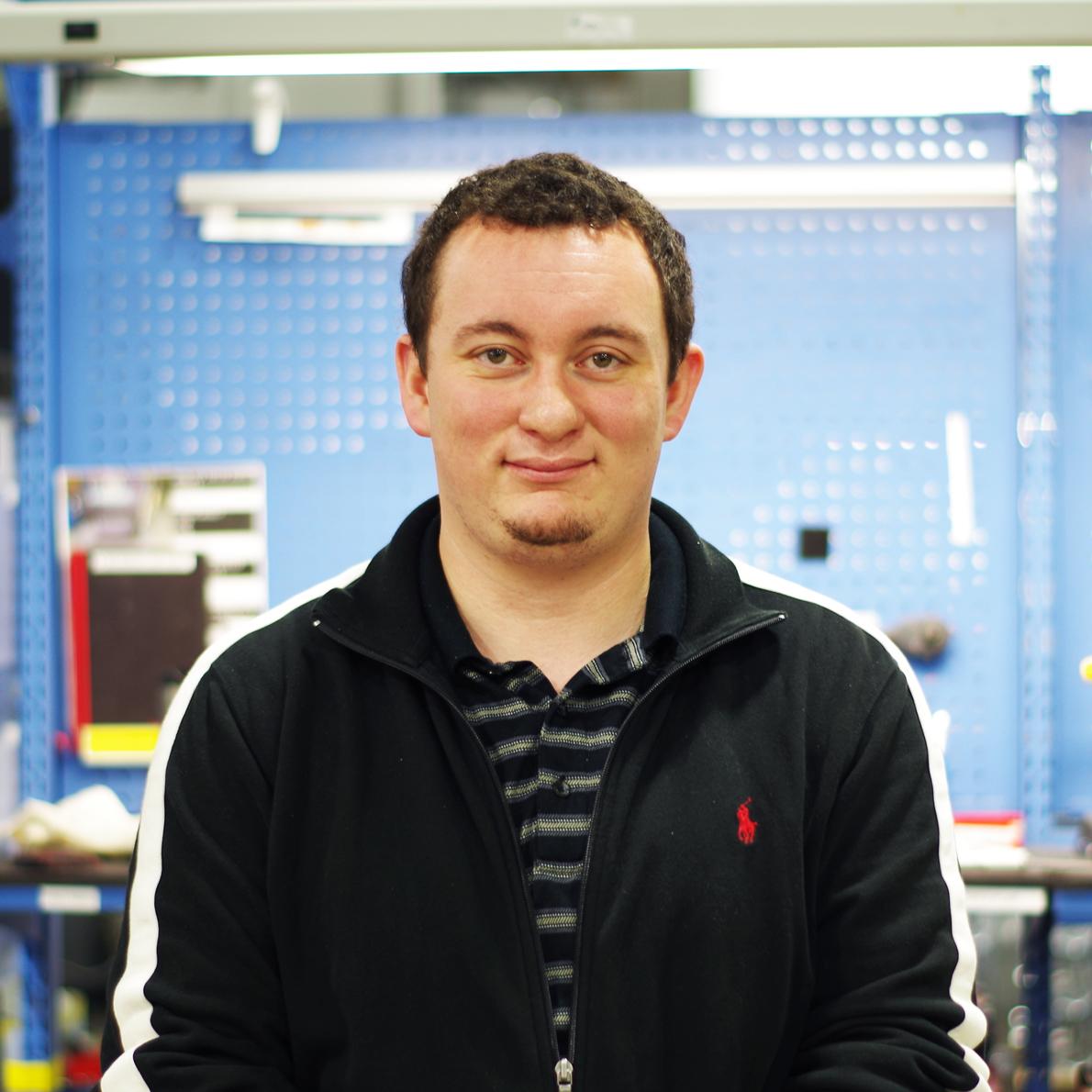 From Co-Op to Associate Engineer – Dave Cranstoun