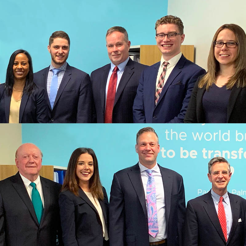 Ramapo College MBA Candidates Consult with Triangle