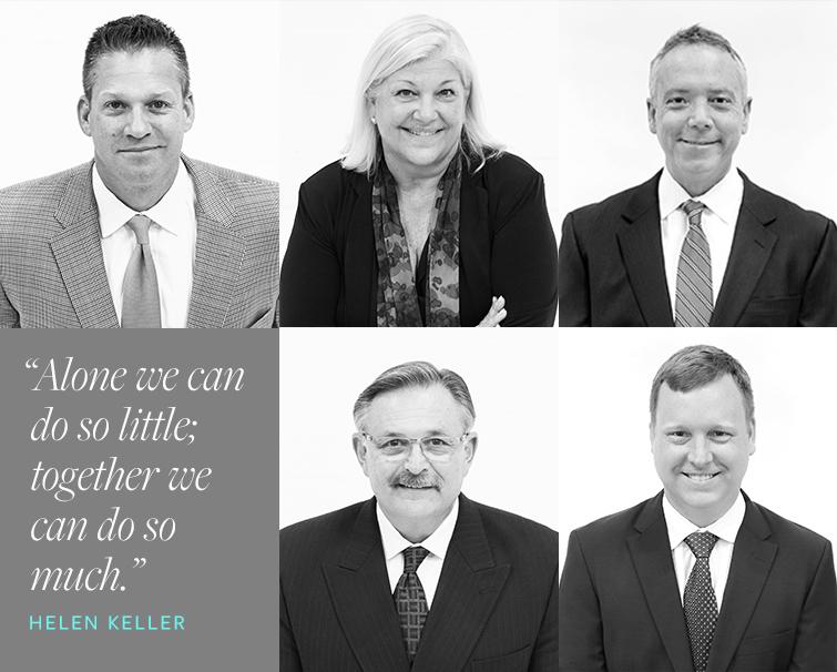 Meet our Leadership Team