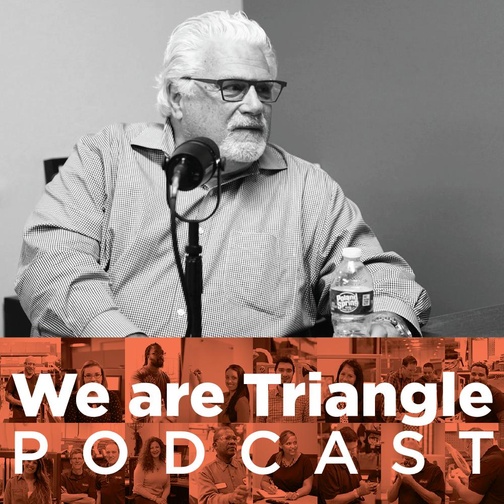 We Are Triangle Podcast 002: Dr. Ed Fox, Ph.D., C.A.D.C. / Intervention Strategies International, Inc.