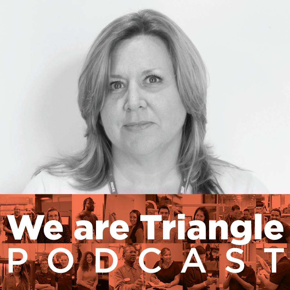 We Are Triangle 006: Allyson D. / Manager, Organizational Development