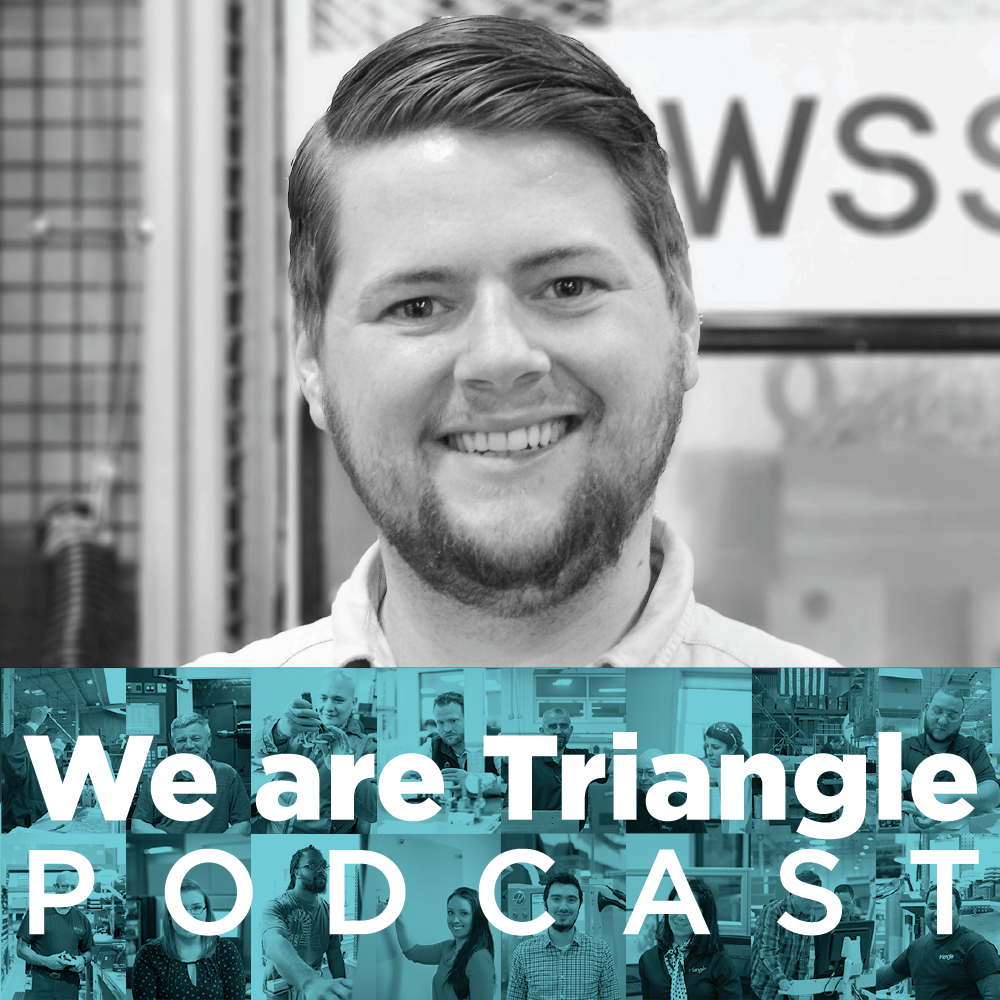 We Are Triangle 007: Matthew Gibbs / Supply Chain Manager